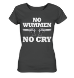 No Wummen No Cry - Ladies Organic Shirt - King Of Shirts
