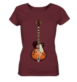 E-Gitarre - Ladies Organic Shirt - King Of Shirts