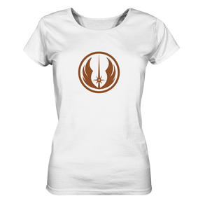 Jedi Order Logo - Ladies Organic Shirt - King Of Shirts