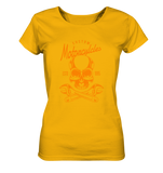 Biker Custom Motorcycles Totenkopf - Ladies Organic Shirt - King Of Shirts
