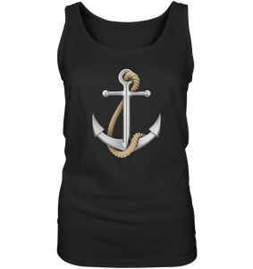 Anker - Ladies Tank-Top - King Of Shirts