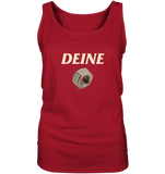 Deine Mutter - Ladies Tank-Top - King Of Shirts