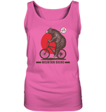 I love Mountain Biking - Ladies Tank-Top - King Of Shirts