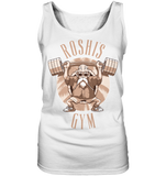 Roshi's Gym - Ladies Tank-Top - King Of Shirts - Lustige T-Shirts und Merchandise