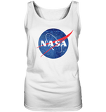 NASA Logo - Ladies Tank-Top - King Of Shirts