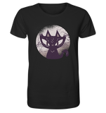 Gothic Cat - Organic Shirt - King Of Shirts