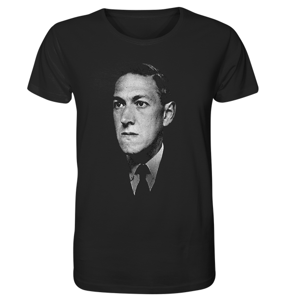 H.P. Lovecraft Chtulhu - Organic Shirt - King Of Shirts