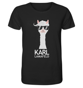 Karl Lamafeld - Organic Shirt - King Of Shirts