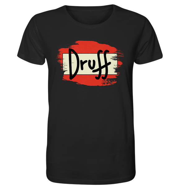 Druff Beer - Organic Shirt - King Of Shirts