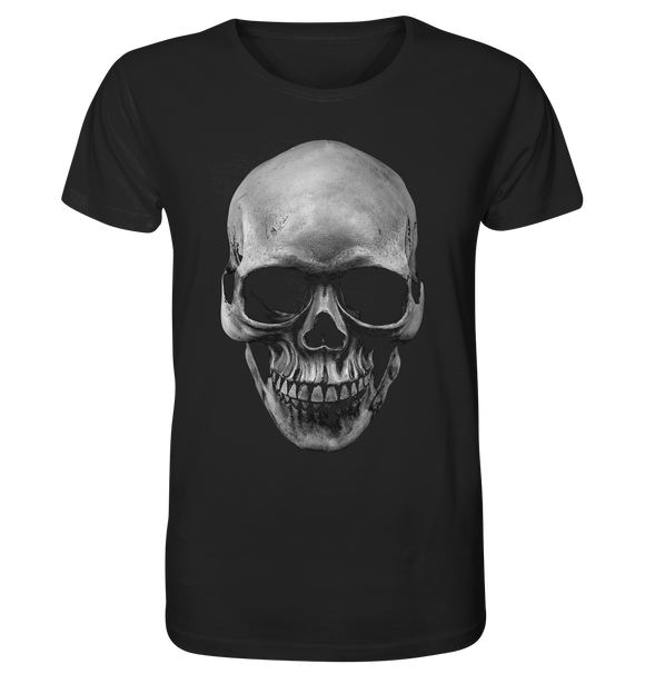 Biker Totenkopf - Organic Shirt - King Of Shirts