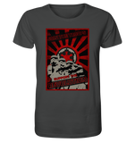 Join the troops - Support the revolution - Organic Shirt - King Of Shirts