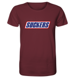 Suckers - Organic Shirt - King Of Shirts