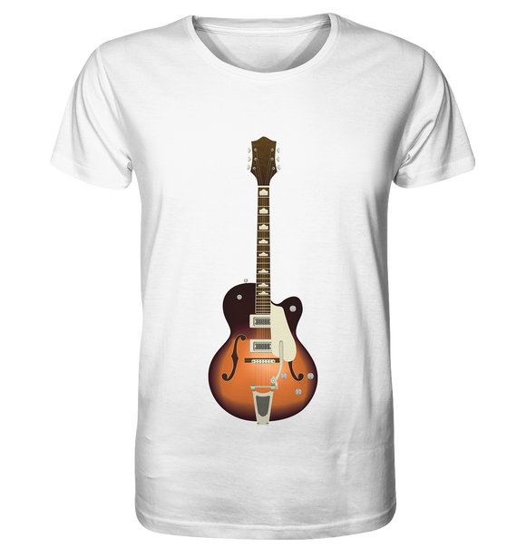 E-Gitarre - Organic Shirt - King Of Shirts