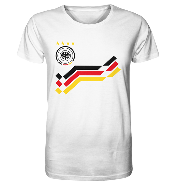 WM Retro Trikot Design - Organic Shirt - King Of Shirts