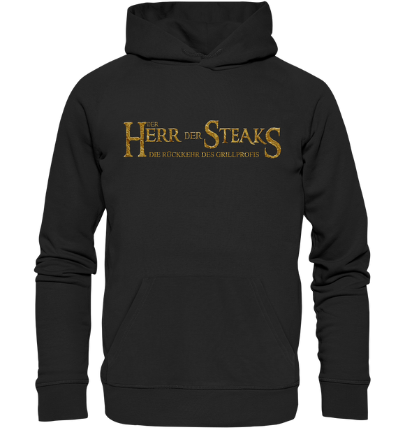 Der Herr der Steaks - Premium Unisex Hoodie - King Of Shirts