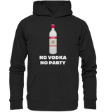 No Vodka, no Party. - Premium Unisex Hoodie - King Of Shirts