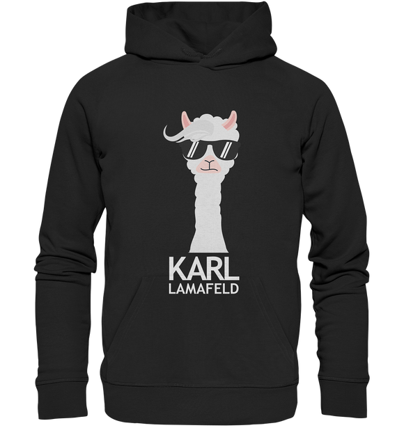 Karl Lamafeld - Premium Unisex Hoodie - King Of Shirts