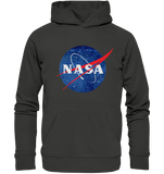 NASA Logo - Premium Unisex Hoodie - King Of Shirts