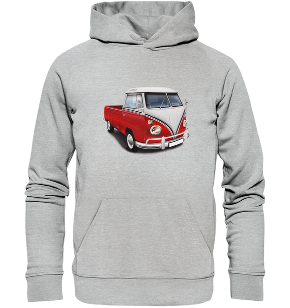 Oldtimer Bully Pritsche - Premium Unisex Hoodie - King Of Shirts