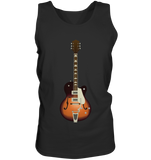 E-Gitarre - Tank-Top - King Of Shirts