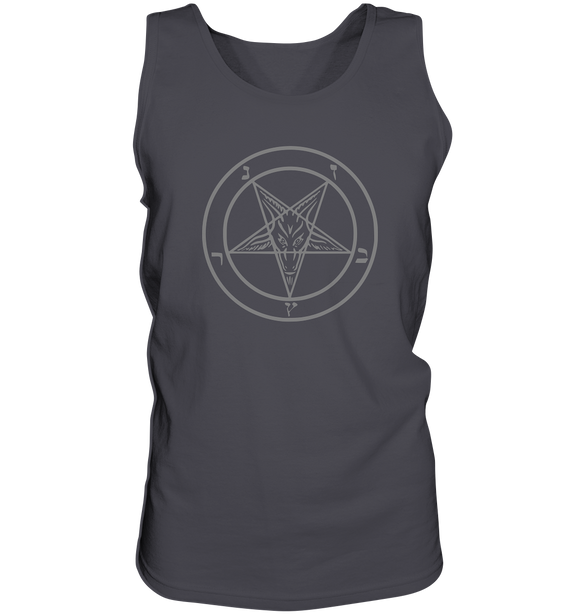 Pentagram Lucifer 666 - Tank-Top - King Of Shirts