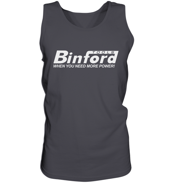 Binford Tools - Tank-Top - King Of Shirts