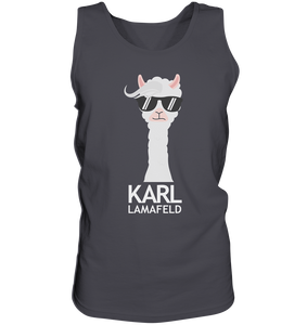 Karl Lamafeld - Tank-Top - King Of Shirts