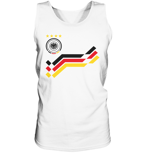 WM Retro Trikot Design - Tank-Top - King Of Shirts