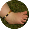 Baltic Amber Anklets