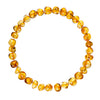Adult Amber Bracelet Bud - Honey
