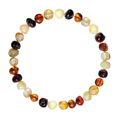 Adult Amber Bracelet Bud - Mixed