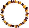 Adult Amber Bracelet Nugget - Mixed