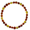 Adult Amber Bracelet Premium - Lemon Drop