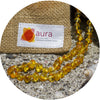 Adult Amber Necklace Bud - Honey