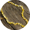 Baby Amber Teething Necklace Bud - Butterscotch