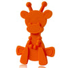 Baby Teething Toy Little bamBAM - orange