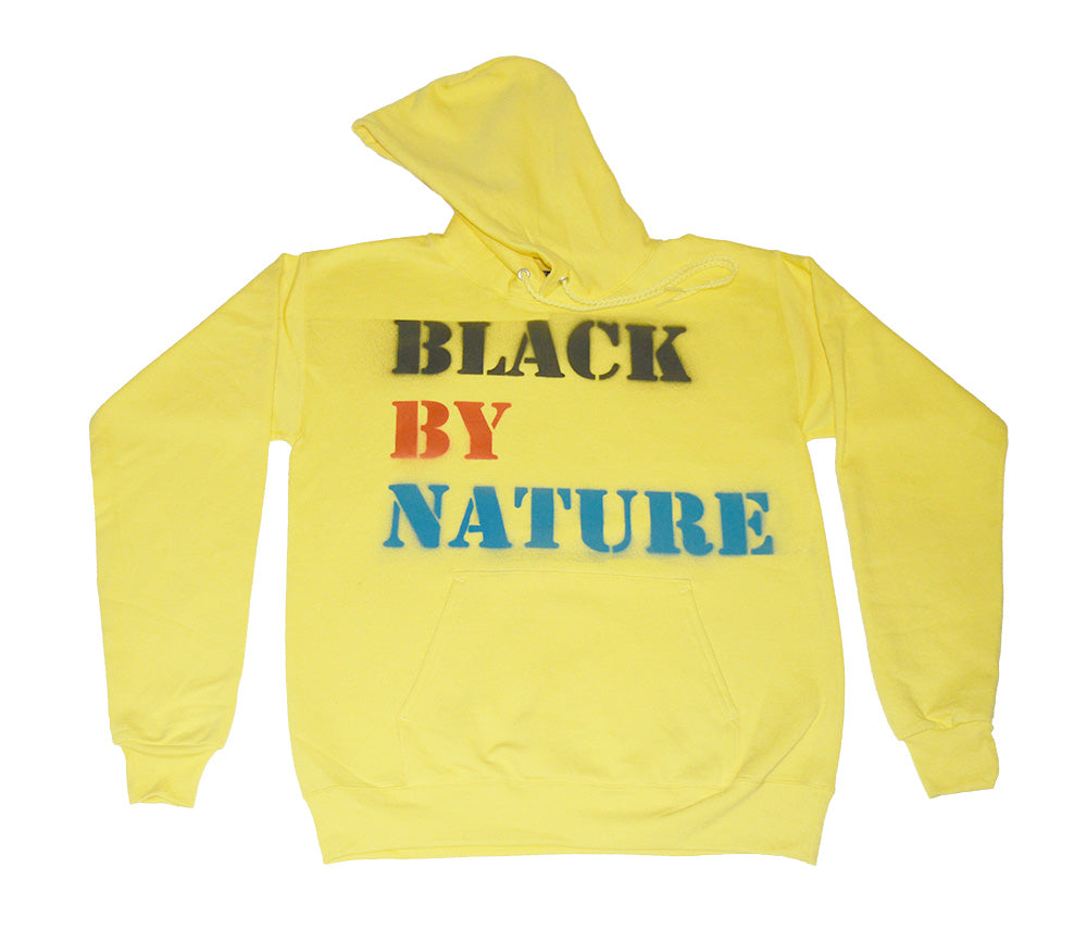 Black By Nature Hoodie - blacknugly