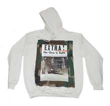 Load image into Gallery viewer, EXTRA No One Is Safe Hoodie (available in any color) - blacknugly