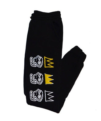 BLK Kings 1987 Joggers