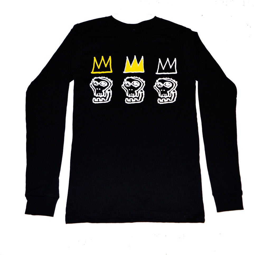 BLK Kings 1987 (long sleeve shirt)