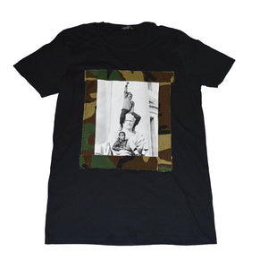 Rebel Camo Tee - blacknugly