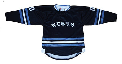 Negus Hockey Jersey - blacknugly