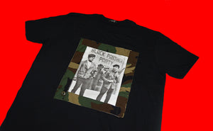 Black Panther Camo HQ Tee - blacknugly