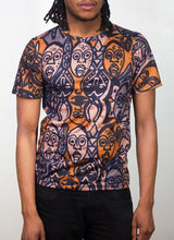 Load image into Gallery viewer, Tribal Masks Tee - blacknugly