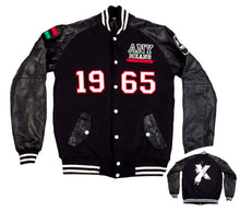 Load image into Gallery viewer, X 1965 Letterman Varsity - blacknugly