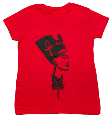 Nefertiti Tee - blacknugly