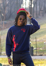 Load image into Gallery viewer, Militant Redbone Crewneck - blacknugly