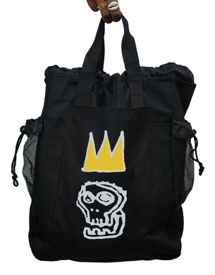 BLK Kings Backpack Tote