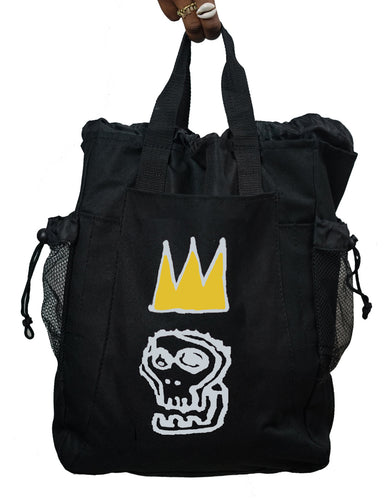 BLK Kings Backpack Tote - blacknugly
