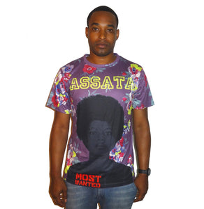 ASSATA Tee - blacknugly